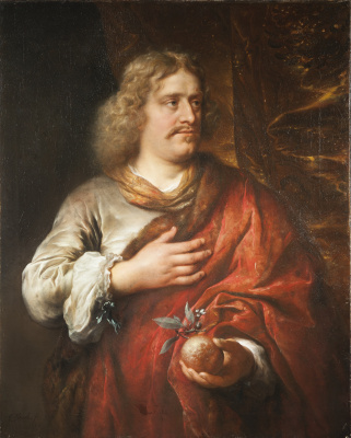 Говерт Флинк. Портрет мужчины, возможно Йохана де Морено