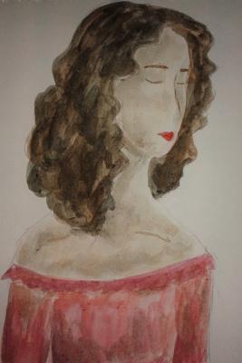 Zina Vladimirovna Parisva. Sadness