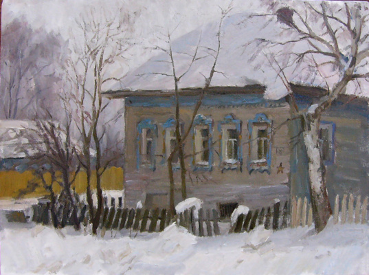 Lena Palenko. Veteran's House