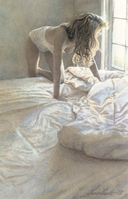Steve Hanks. Soft light