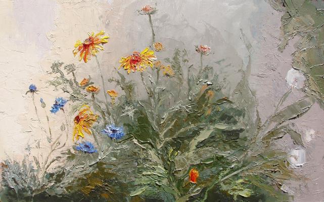 Elena Valyavina. Flowers