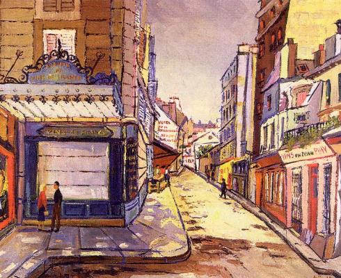 Линн Джонс. Улица
