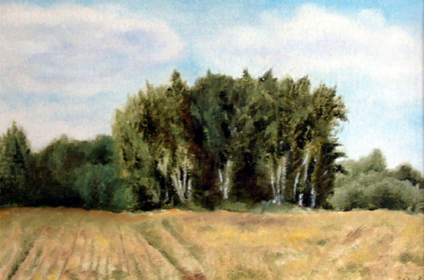 Vladimir Vasilyevich Abaimov. Among the Fields 1