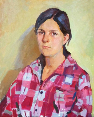 Валкрия Александровна Устюжанина. Lisa's portrait
