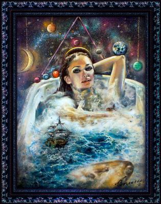 Julia Amagi JULIA AMAGI. THE SHORE OF THE UNIVERSE