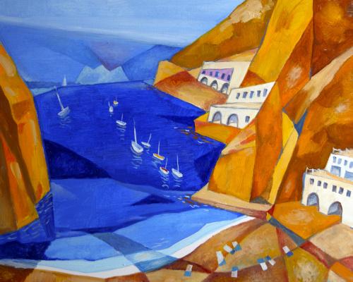 Alan Albegov. Amalfi