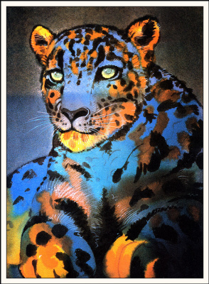 Мильтон Глейзер. Зоологическое общество