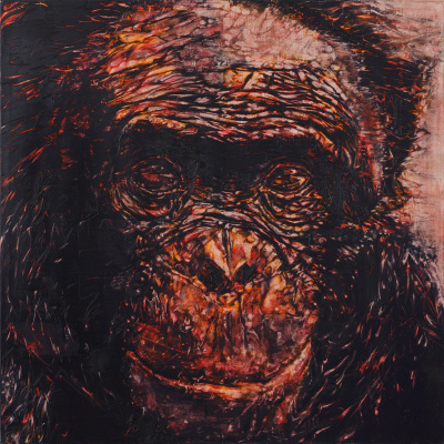 Gilad Efrat. Untitled (Monkey)