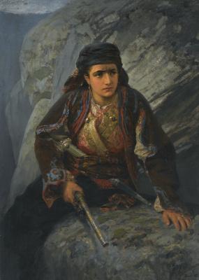 Vasily Dmitrievich Polenov. Vigilance
