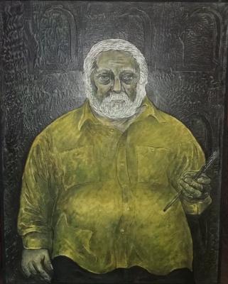 Nikolay Zverev. Watercolorist
