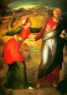 Agnolo Bronzino. Christ