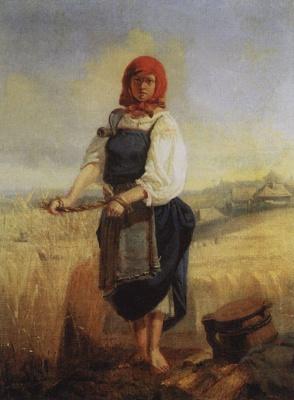 Victor Mikhailovich Vasnetsov. Reaper