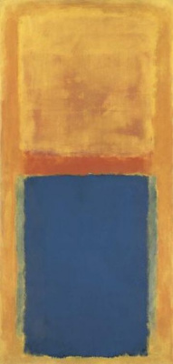 Rothko Mark. Homage To Matisse