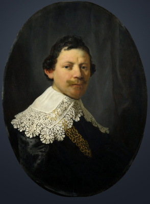 Рембрандт Харменс ван Рейн. Портрет Филипа Лукаса