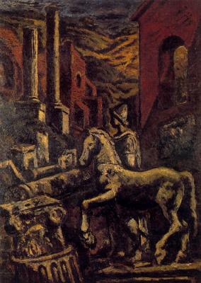 Arturo Souto. Horse