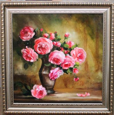 Екатерина Саевская. Розы