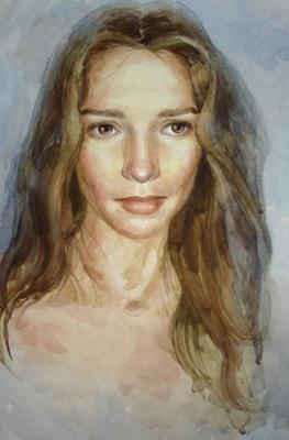 Ksenia Vasilyevna Karashchenko. Blond