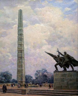 Николай Петрович Карякин. Слава героям