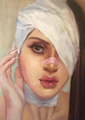 Kseniya Scher. Terribly beautiful