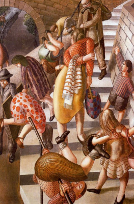 Stanley Spencer. Women and men
