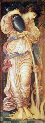 Edward Coley Burne-Jones. Moderation