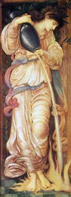 Edward Coley Burne-Jones. Moderation