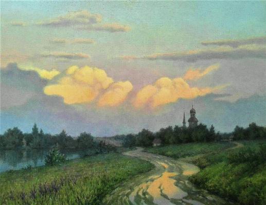Александр Владимирович Кусенко. Summer evening