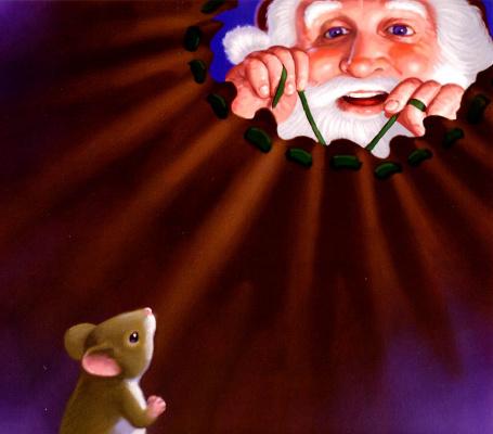 Майкл Гарленд. Мышь перед Рождеством 15