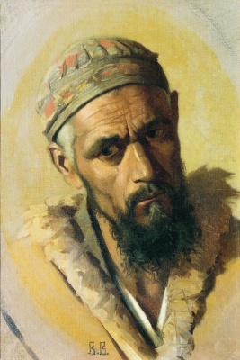 Vasily Vereshchagin. Lully (Roma)