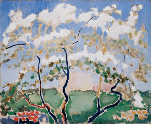 Kees Van Dongen. Spring