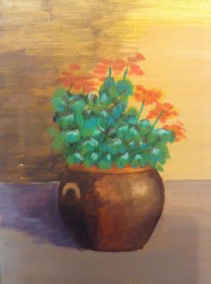 Tatyana Soldatkin. Flower