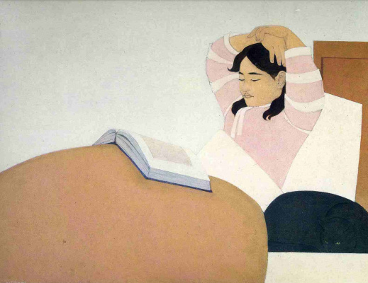Will Barnet. A fascinating read