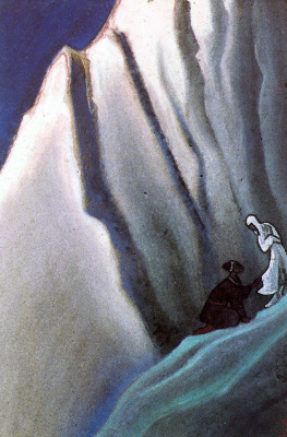 Nicholas Roerich. Leading