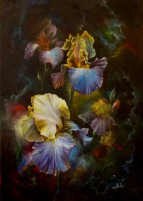Alexey Chernov. Irises