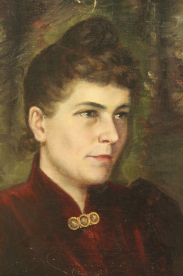 Ханна Паули. Портрет