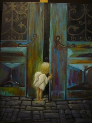 Оксана Анатольевна Грачева. Приходящие к Вам случайно....., дверью не ошибаются.