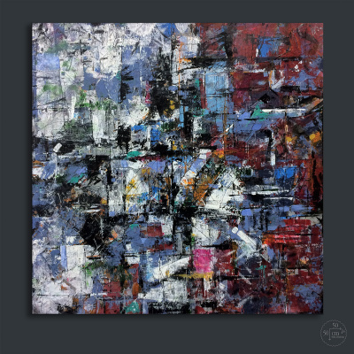 Mike Bezloska. Abstraction 114