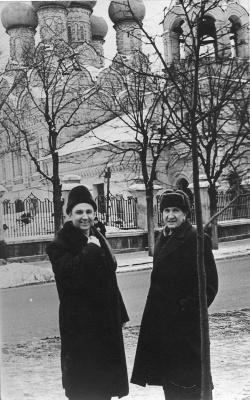 Nadezhda Nikolaevna Rusheva. Nicholas Rusev and Vladimir Ermolaev