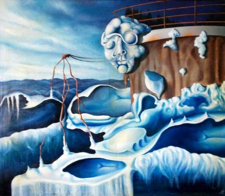 Vladimir Vasilyevich Abaimov. The Blind Inertness in Blue Silence