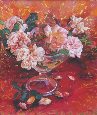Roman Bondarenko. The hot smell of roses