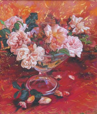 Roman Bondarenko. The hot smell of roses