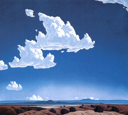 Фил Эпп. Голубые облака