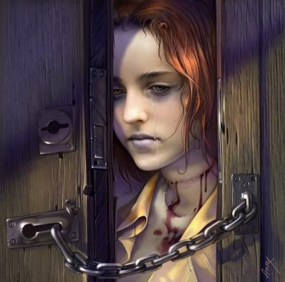 Анри Немо. Дверь