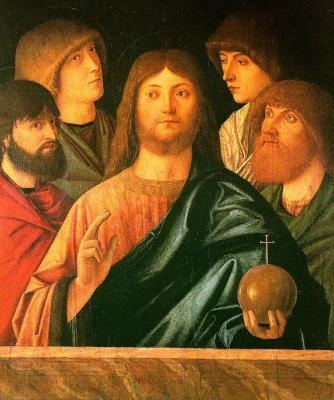 Vittore Carpaccio. God