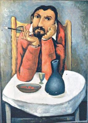 Марк Владимирович Макаров. Портрет художника