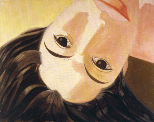 Alex Katz. Inverted Hell