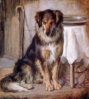 Горлей Стилл. Собака