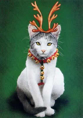 Уилл Буллас. Крошечная кошка
