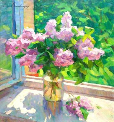 Victor Vladimirovich Perepishay. Lilac