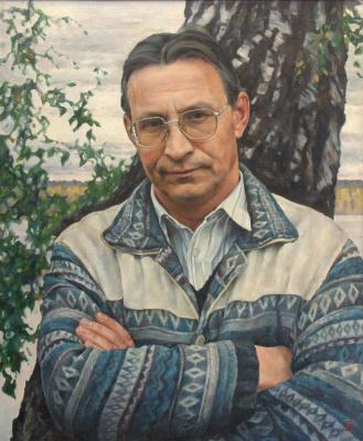 Oleg Borisovich Zakharov. Portrait Of Igor.